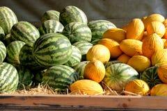 Stalla della frutta Fotografie Stock