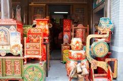 stalla della mobilia Fotografie Stock Libere da Diritti