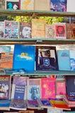 Stalla di libro di Avana Immagini Stock Libere da Diritti