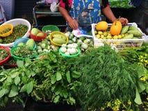 Stalla di verdure Fotografia Stock Libera da Diritti