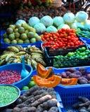 Stalla Puerto Plata della frutta Fotografia Stock Libera da Diritti