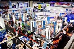 Stalle 02 de Roland - signe Afrique 2010 Photographie stock libre de droits