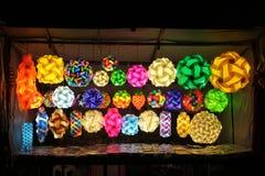 Stalle de lanternes Images libres de droits