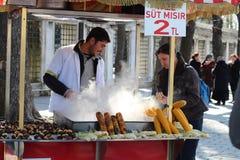 Stalle de nourriture Image libre de droits
