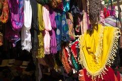 Stalle de vêtements Photos libres de droits