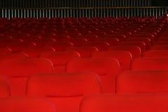 Stalle del teatro Immagine Stock Libera da Diritti