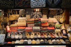 Stalle Dubaï du marché image stock