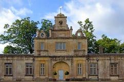 Stallen bij Longleat-Huis, Wiltshire, Engeland Royalty-vrije Stock Afbeelding