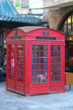 Stallmarknad London Arkivfoton