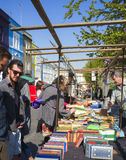 Stalls of Portobello, Notting Hill, London, England Royalty Free Stock Photos