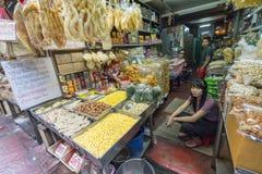 Street food in Bangkok Stock Image
