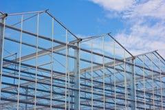 Stalowa budowa Zdjęcie Stock