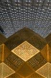 Nowożytni arabscy paterns Zdjęcie Royalty Free