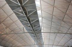 stalowa dachowa konstrukcji Zdjęcia Stock