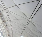 stalowa dachowa konstrukcji Obrazy Stock