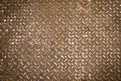 Stalowa podłoga dla tła lub tekstury, proces kolor Zdjęcia Royalty Free
