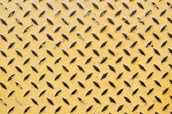 Stalowa podłoga. obrazy stock