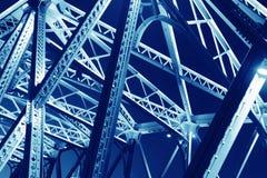 stalowa struktura Zdjęcie Royalty Free
