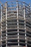 stalowa struktura Obrazy Stock