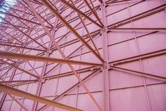Stalowa struktura struktura stalowi znaki obraz royalty free