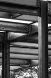 Stalowe stropnicy Fotografia Stock