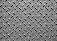 Stalowego prześcieradła metalu talerz z embossed diamentu wzorem używać dla posadzkowej i przemysłowej budowy zdjęcia royalty free