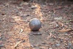 Stalowi boules Fotografia Stock