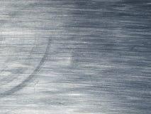 Stalowy metal tekstury abstrakta tło obrazy stock