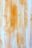 Stalowy nadokienny ośniedziały Obraz Stock