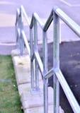 Stalowy schodek Fotografia Stock