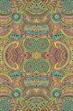 Stam- etnisk bakgrund för abstrakt vektor Royaltyfria Foton