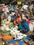 stam- grönsakkvinnor för ny sell arkivfoton