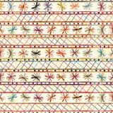 Stam- handattraktion Arkivbild