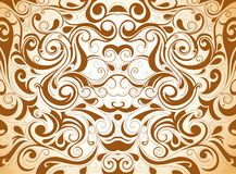 stam- konstbegrepp royaltyfri illustrationer