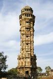stambha vijay塔的胜利 免版税库存照片