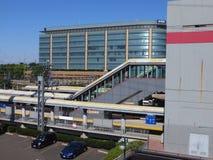 Железнодорожная станция Метро-севера Stamford Стоковая Фотография RF