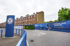 Stamford Bridge Arena Stock Image
