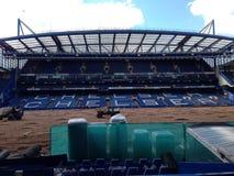 Stamford Bridge. Photo of Stamford Bridge - Chelsea Stadium Stock Photography