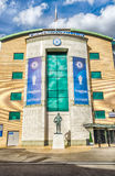 Stamford Bridge Stadium, Home of Chelsea Football Club, London stock photos