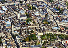 Stamford, le Lincolnshire, Angleterre Photographie stock libre de droits