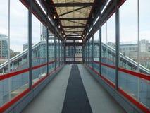 Stamford-Metro-Norden-Bahnhof Stockbilder