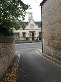 Stamford uk. Street view Royalty Free Stock Photos