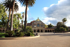 Stamford-Universität lizenzfreies stockbild