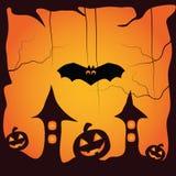 Stamgäst halloween Arkivfoto