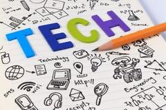STAMM Bildung Wissenschafts-Technologie-Technik-Mathematik stockfotografie