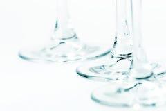 Stamm der Glasnahaufnahme Lizenzfreies Stockfoto