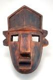 Stammen Afrikaans masker Royalty-vrije Stock Foto's