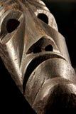 Stammen Afrikaans masker Stock Afbeelding