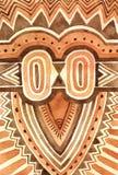Stammen de Waterverfachtergrond van de Driehoekencirkel royalty-vrije stock foto's