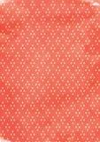 Stammen het patroonachtergrond van de ikatdiamant Royalty-vrije Stock Foto